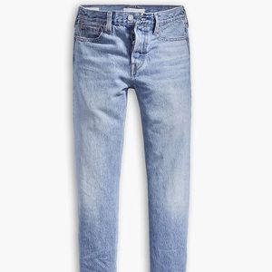 Levi's wedge fit jeans